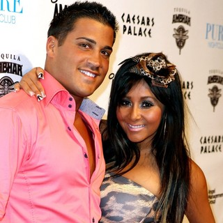 Snooki Celebrate Labor Day Weekend with A Blowout Bash
