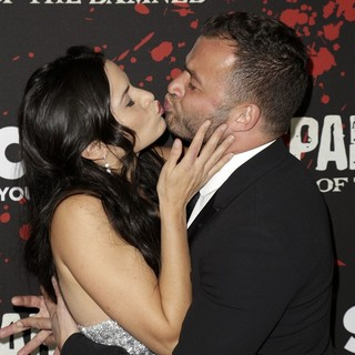 Katrina Law, Nick Tarabay in U.S. Premiere Screening of Spartacus: War of the Damned