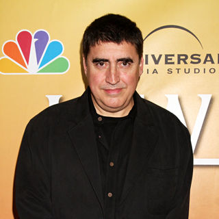 Alfred Molina in 'Law & Order: Los Angeles' Premiere Party