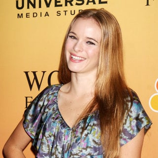 Danielle Panabaker in 'Law & Order: Los Angeles' Premiere Party