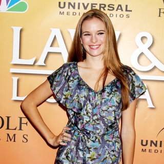 Danielle Panabaker in 'Law & Order: Los Angeles' Premiere Party - law_and_order_premiere_22_wenn3023643