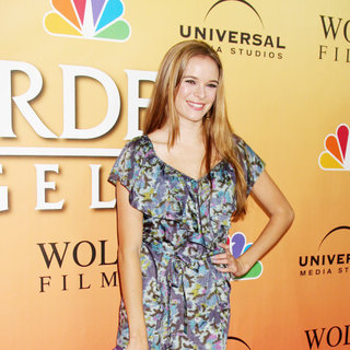 Danielle Panabaker in 'Law & Order: Los Angeles' Premiere Party - law_and_order_premiere_23_wenn3023639
