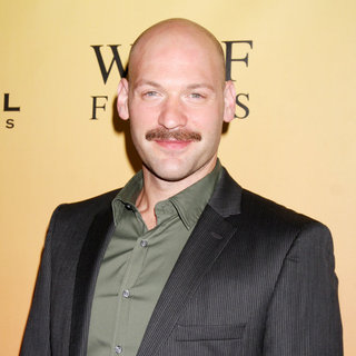 Corey Stoll in 'Law & Order: Los Angeles' Premiere Party
