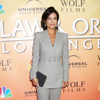 Rachel Ticotin in 'Law & Order: Los Angeles' Premiere Party