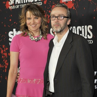Lucy Lawless, John Hannah in U.S. Premiere Screening of Spartacus: War of the Damned