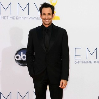 Lawrence Zarian in 64th Annual Primetime Emmy Awards - Arrivals