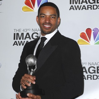 The 43rd Annual NAACP Awards - Press Room