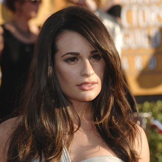 Lea Michele in The 18th Annual Screen Actors Guild Awards - Arrivals