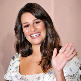 Lea Michele in The 2011 Hollywood Foreign Press Association Luncheon - Arrivals