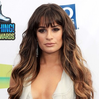 Lea Michele in The DoSomething.org and VH1's 2012 Do Something Awards