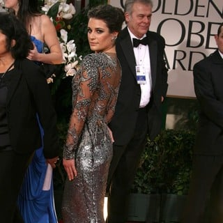 Lea Michele in The 69th Annual Golden Globe Awards - Arrivals