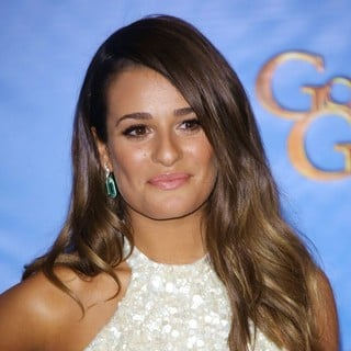 Lea Michele in 70th Annual Golden Globe Awards - Press Room - lea-michele-70th-annual-golden-globe-awards-press-room-01