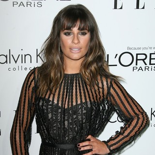 Lea Michele in ELLE's 19th Annual Women in Hollywood Celebration - Arrivals