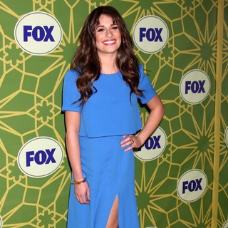 Lea Michele in Fox 2012 All Star Winter Party - Arrivals