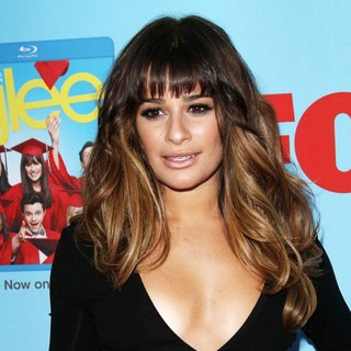 Lea Michele in Glee Premiere Screening and Reception