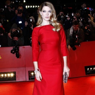 Lea Seydoux in The 62th Berlin International Film Festival - Farewell, My Queen World Premiere Red Carpet Arrivals