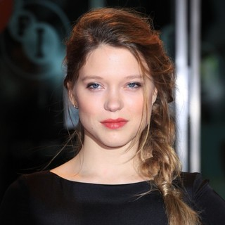 Lea Seydoux in The UK Premiere Mission: Impossible - Ghost Protocol - Arrivals