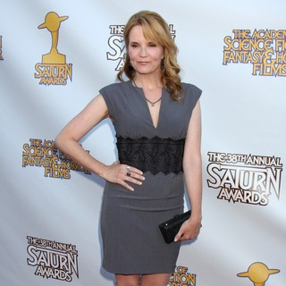 Lea Thompson in The 2012 Saturn Awards