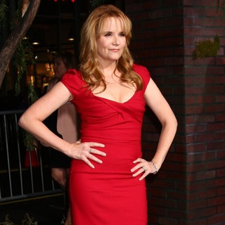 Lea Thompson in Beautiful Creatures Los Angeles Premiere