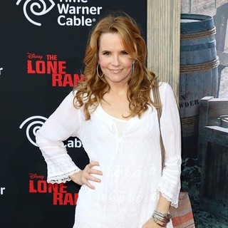 Lea Thompson in The World Premiere of Disney-Jerry Bruckheimer Films' The Lone Ranger - lea-thompson-premiere-the-lone-ranger-02
