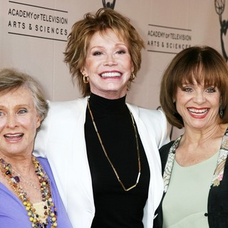 Cloris Leachman, Mary Tyler Moore, Valerie Harper in The ATAS Honors Betty White Celebrating 60 Years on Television