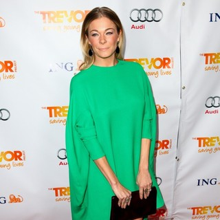 LeAnn Rimes - The Trevor Project's 2011 Trevor Live! - Arrivals