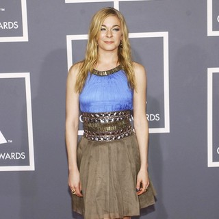 LeAnn Rimes in 51st Annual Grammy Awards - Red Carpet Arrivals