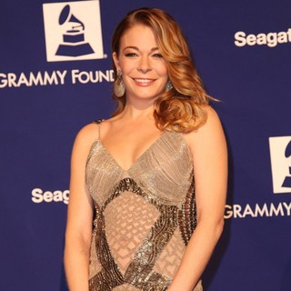 LeAnn Rimes in The 55th Annual GRAMMY Awards - Music Preservation Project Play It Forward Celebration