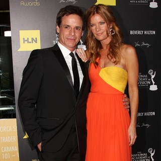 Christian LeBlanc, Michelle Stafford in 39th Daytime Emmy Awards - Arrivals