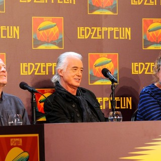 Led Zeppelin Celebration Day Press Conference