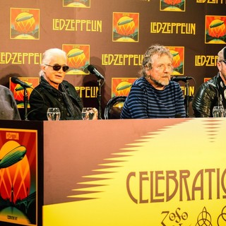 Robert Plant in Led Zeppelin Celebration Day Press Conference - led-zeppelin-celebration-day-press-conference-10