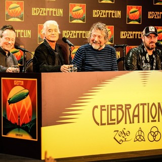 Robert Plant in Led Zeppelin Celebration Day Press Conference - led-zeppelin-celebration-day-press-conference-11