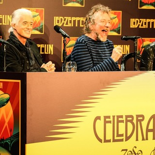 Robert Plant in Led Zeppelin Celebration Day Press Conference - led-zeppelin-celebration-day-press-conference-12