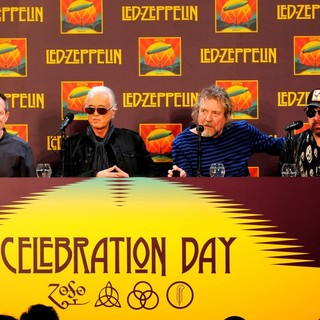 Robert Plant in Led Zeppelin Celebration Day Press Conference - led-zeppelin-celebration-day-press-conference-13