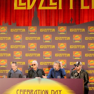 Robert Plant in Led Zeppelin Celebration Day Press Conference - led-zeppelin-celebration-day-press-conference-14