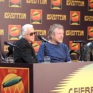 Robert Plant in Led Zeppelin Celebration Day Press Conference - led-zeppelin-celebration-day-press-conference-16