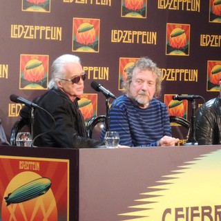 Robert Plant in Led Zeppelin Celebration Day Press Conference - led-zeppelin-celebration-day-press-conference-17
