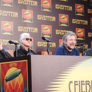 Robert Plant in Led Zeppelin Celebration Day Press Conference - led-zeppelin-celebration-day-press-conference-20