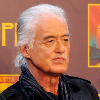 Jimmy Page, Led Zeppelin in Led Zeppelin Celebration Day Press Conference