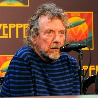 Robert Plant, Led Zeppelin in Led Zeppelin Celebration Day Press Conference