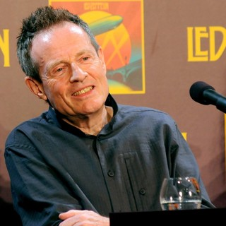 John Paul Jones, Led Zeppelin in Led Zeppelin Celebration Day Press Conference