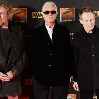 Led Zeppelin in UK Film Premiere of Celebration Day