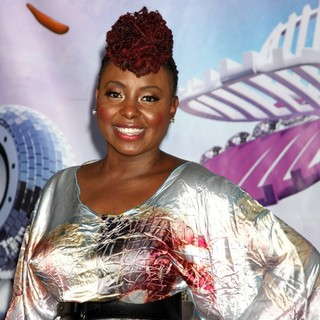 Ledisi in The 11th Annual BET Awards - Press Room