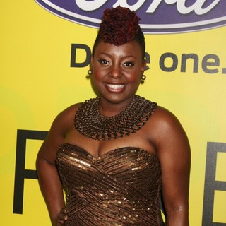 Ledisi in Debra L. Lee Hosts 5th Annual Pre-BET Awards Celebration Dinner