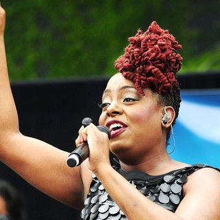 Ledisi in Ledisi Performs at A President Obama 2012 Fundraiser