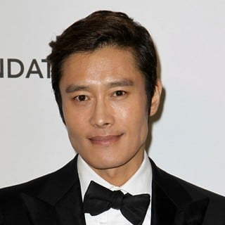 Lee Byung-hun in 21st Annual Elton John AIDS Foundation's Oscar Viewing Party