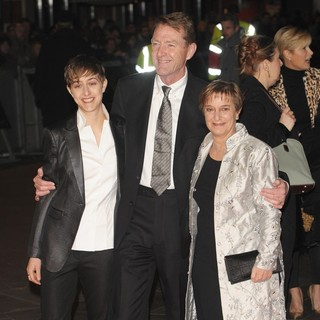 Lee Child in Jack Reacher UK Film Premiere - Arrivals