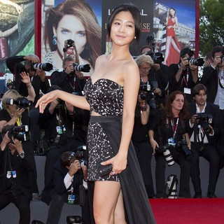 Lee Eun Woo in 70th Venice Film Festival - Under the Skin - Premiere