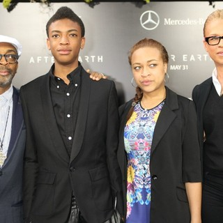 Spike Lee - New York Premiere of After Earth
