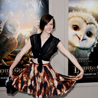 "Jena Malone in Los Angeles Premiere of ""Legend of the Guardians: The Owls of Ga'Hoole"""